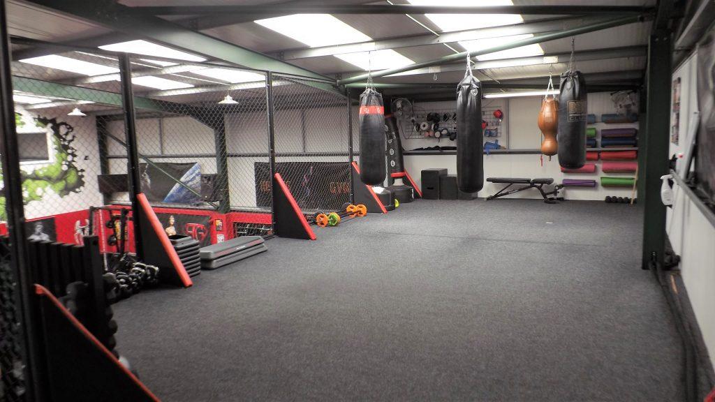 heroes gym spalding